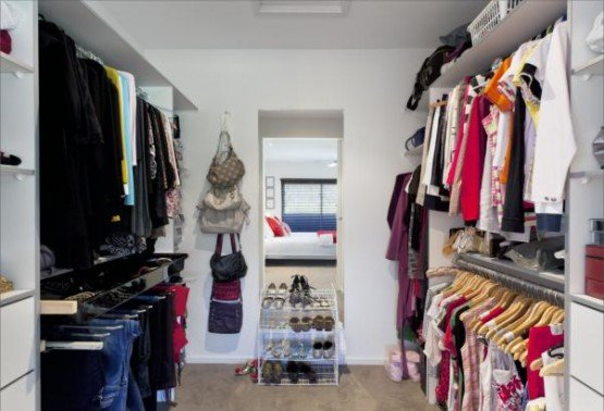 Creating More Closet Space