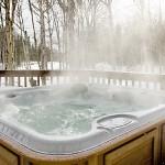 26 Riverside  - Hot Tub