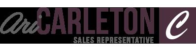 Ari Carleton Sales Representative