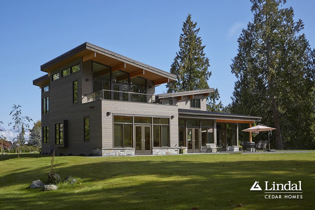 Lindal Elements Coastal Cedar Homes Inc