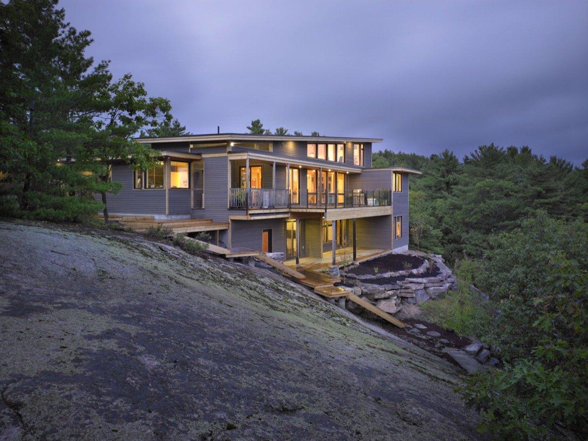 Turkel | Coastal Cedar Homes Inc. on linda l cedar homes, dwell prefab homes, turkel prefab homes,