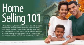 Home Selling intro