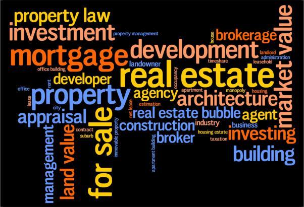 Real Estate Terminology