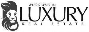 luxury real estate lion logo new