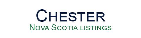 chester nova scotia real estate listings