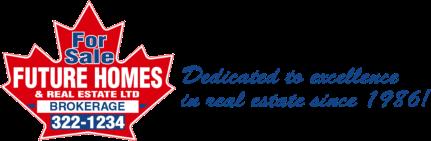 Future Homes & Real Estate Ltd. Brokerage