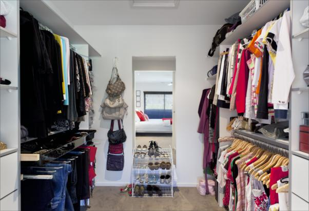Amazing Creating More Closet Space