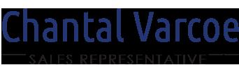 Chantal Varcoe - Sales Representative