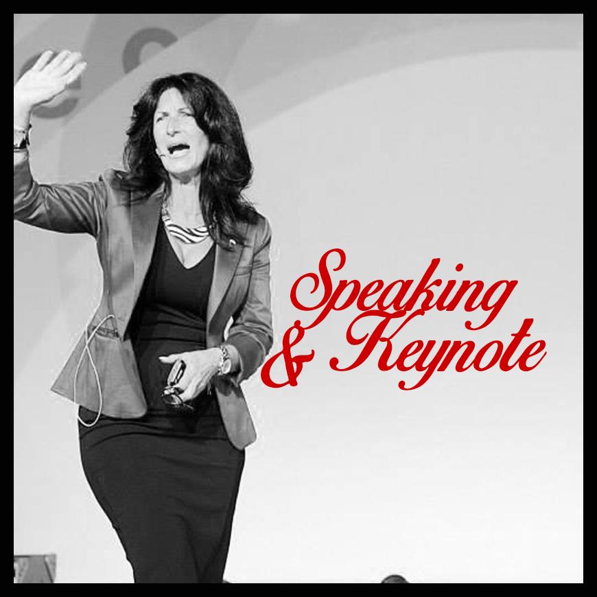 Speaking & Keynote