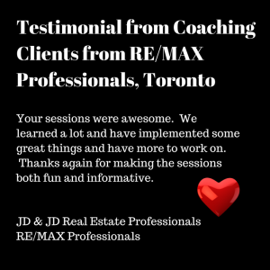 Testimonial from Coaching Clients from-2